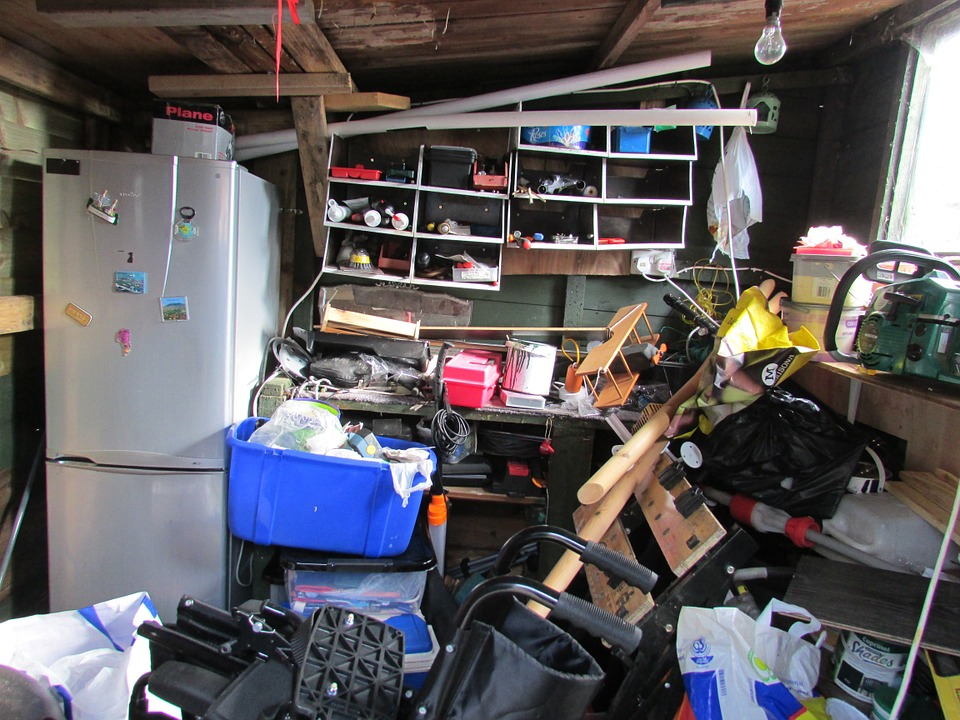 4 tips to maximizing your garage space